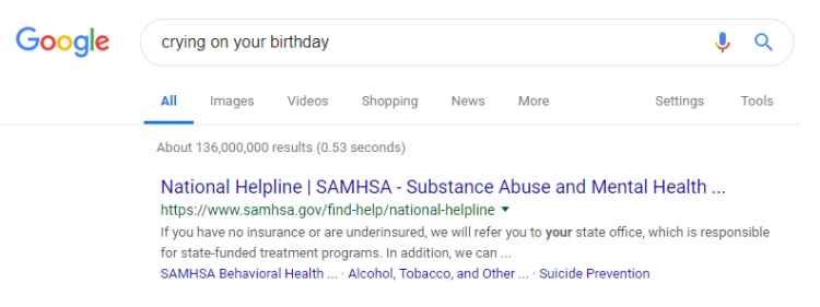 birthdays haha